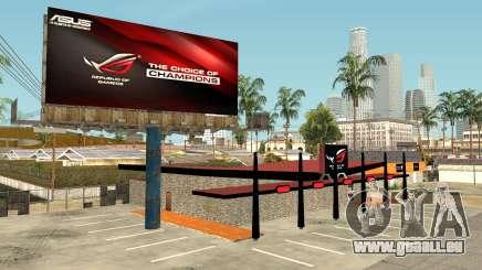 Asus ROG Store für GTA San Andreas