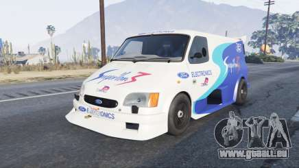 Ford Transit Supervan 3 2004 [replace] pour GTA 5