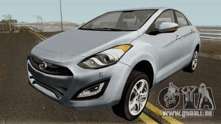 Hyundai I30 2013 für GTA San Andreas