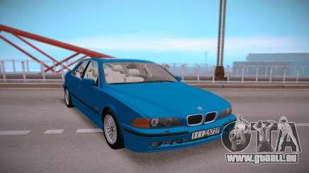 BMW E39 Stock pour GTA San Andreas