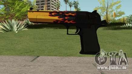 Desert Eagle Blaze für GTA San Andreas