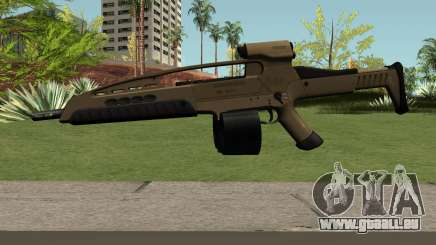 XM8 HQ für GTA San Andreas