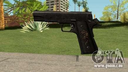 Colt M1911 New pour GTA San Andreas