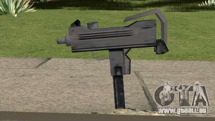 Micro UZI Sub-Machine Gun für GTA San Andreas