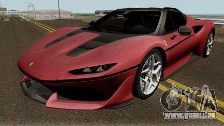 Ferrari J50 pour GTA San Andreas