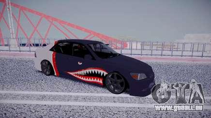 Toyota Altezza Shark für GTA San Andreas