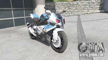 BMW HP4 2012 [replace] für GTA 5