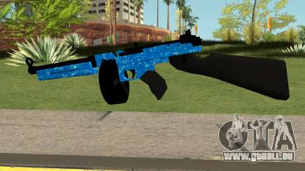 Rules Of Survival Assault Rifle für GTA San Andreas