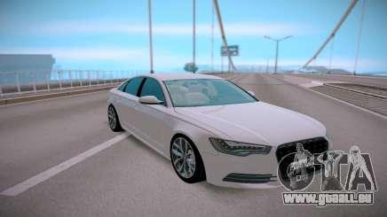 Audi A6 2.4 für GTA San Andreas