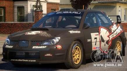 Subaru Impreza WRX STi PJ2 für GTA 4