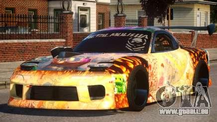 Mad Mike RX-7 PJ2 pour GTA 4