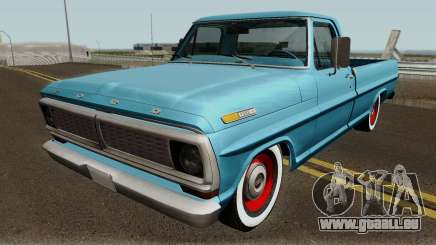 Ford F-100 JA-Desing pour GTA San Andreas