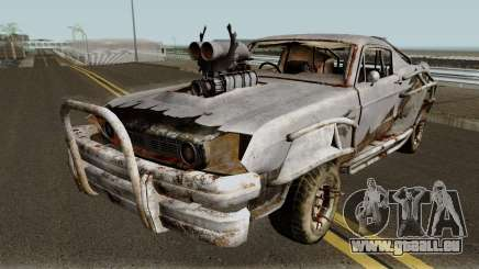 Argent Cavalier pour GTA San Andreas