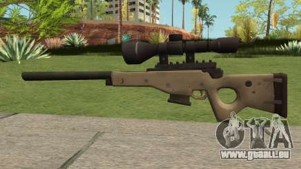 Fortnite Bolt Sniper für GTA San Andreas