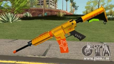ROS-M4A1 Pew Pew Pew für GTA San Andreas