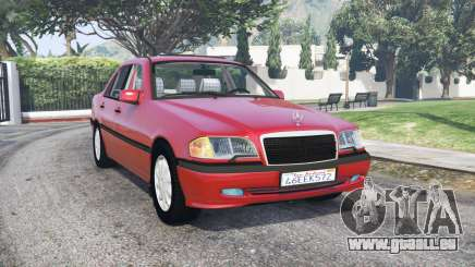 Mercedes-Benz C 230 (W202) 1997 [replace] pour GTA 5