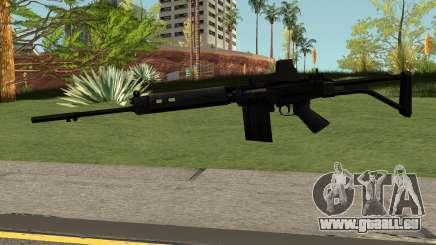 FN-FAL Black für GTA San Andreas