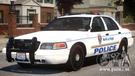 Ford CV Police für GTA 4