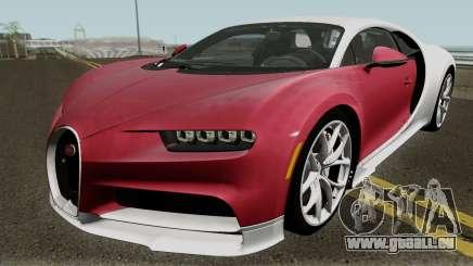 Bugatti Chiron HQ pour GTA San Andreas