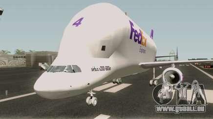 Airbus A300st Beluga FedEx pour GTA San Andreas