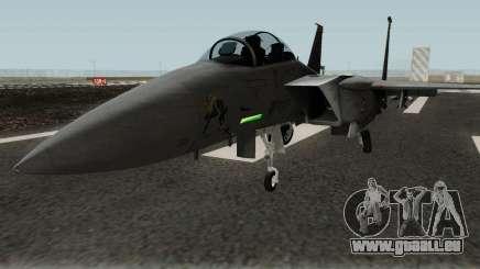 Boeing F-15E Strike Eagle pour GTA San Andreas
