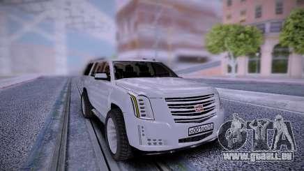 Cadillac Escalade Stock für GTA San Andreas