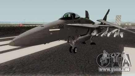 FA-18C Hornet pour GTA San Andreas