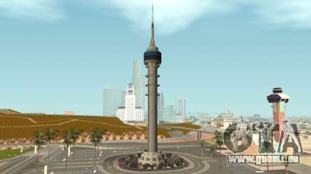 Baghdad Tower für GTA San Andreas