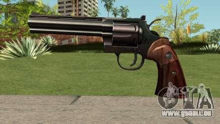 Colt Python HQ pour GTA San Andreas
