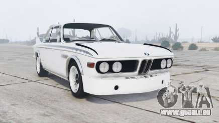 BMW 3.0 CSL Racing Kit (E9) 1973 v2.0 [add-on] für GTA 5