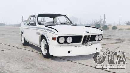 BMW 3.0 CSL Racing Kit (E9) 1973 v2.0 [add-on] pour GTA 5
