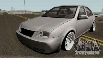 Volkswagen Bora Clean pour GTA San Andreas