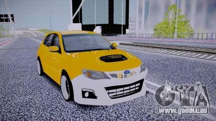 Subaru Impreza StanceWorks pour GTA San Andreas