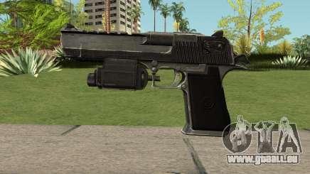 Desert Eagle MW2 Style für GTA San Andreas