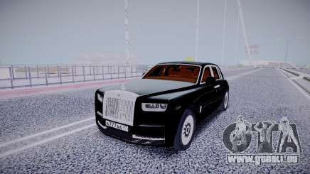 Rolls Royce Ghost 2018 pour GTA San Andreas