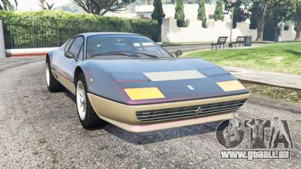 Ferrari 512 Berlinetta Boxer 1976 v2.0 [add-on] pour GTA 5