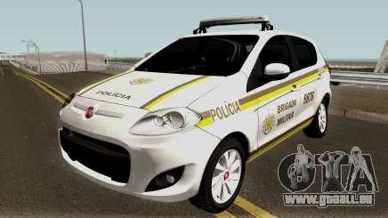 Fiat Palio da Radio Patrulha pour GTA San Andreas