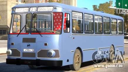 Liaz 677 V3 pour GTA 4