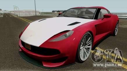 Ocelot Pariah GTA V IVF HQ für GTA San Andreas