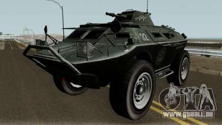 GTA TBoGT APC pour GTA San Andreas