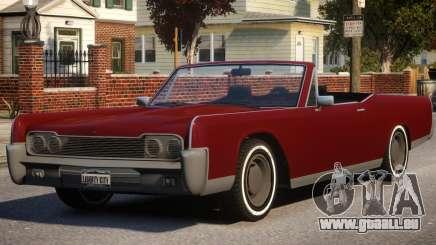Vapid Chino für GTA 4