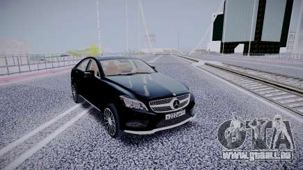 Mercedes-Benz CLS 500 Sedan für GTA San Andreas