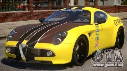 Alfa Romeo 8C PJ für GTA 4
