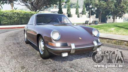 Porsche 911 (901) 1964 [add-on] pour GTA 5