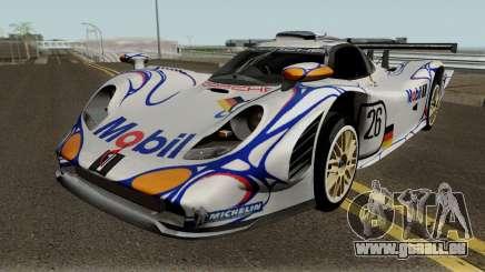 Porsche 911 GT1 1998 für GTA San Andreas