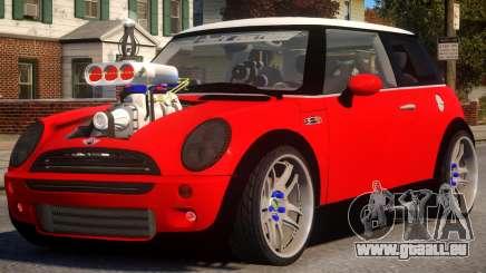 Mini Cooper S V8 pour GTA 4