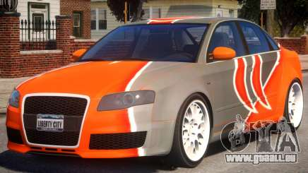 Audi RS4 PJ1 pour GTA 4