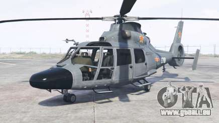 Harbin Z-9 v1.6 [add-on] pour GTA 5
