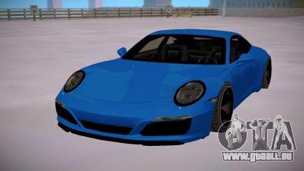Porsche 911 Carrera S SA StyledLow Poly für GTA San Andreas