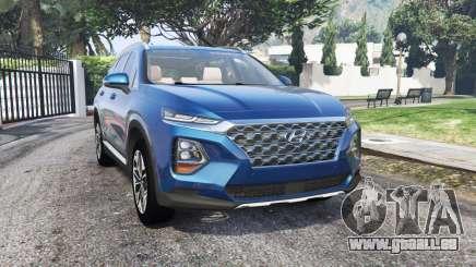 Hyundai Santa Fe (TM) 2018 pour GTA 5